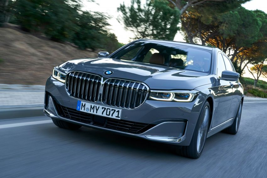 DRIVEN: G12 BMW 7 Series LCI sampled in Portugal – let's talk about that front end and some other things Image #978237