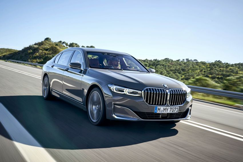 DRIVEN: G12 BMW 7 Series LCI sampled in Portugal – let's talk about that front end and some other things Image #978241