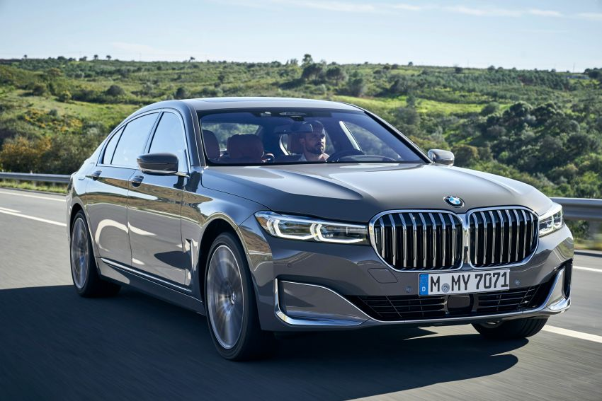 DRIVEN: G12 BMW 7 Series LCI sampled in Portugal – let's talk about that front end and some other things Image #978245