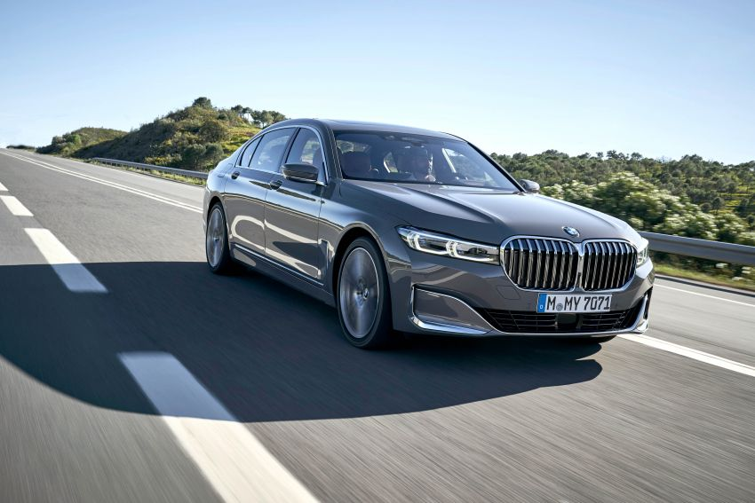 DRIVEN: G12 BMW 7 Series LCI sampled in Portugal – let's talk about that front end and some other things Image #978247