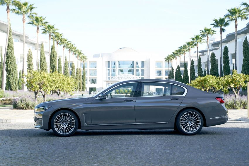 DRIVEN: G12 BMW 7 Series LCI sampled in Portugal – let's talk about that front end and some other things Image #978192