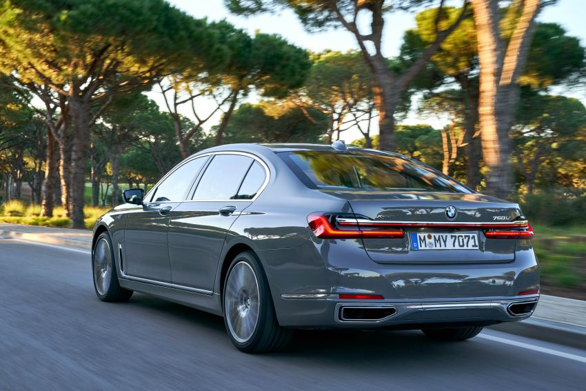 DRIVEN: G12 BMW 7 Series LCI sampled in Portugal – let's talk about that front end and some other things Image #978249