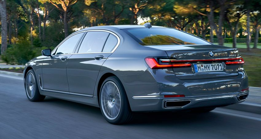 DRIVEN: G12 BMW 7 Series LCI sampled in Portugal – let's talk about that front end and some other things Image #978251