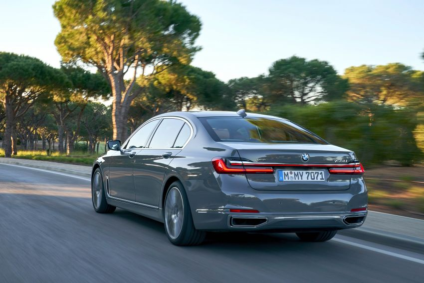 DRIVEN: G12 BMW 7 Series LCI sampled in Portugal – let's talk about that front end and some other things Image #978253
