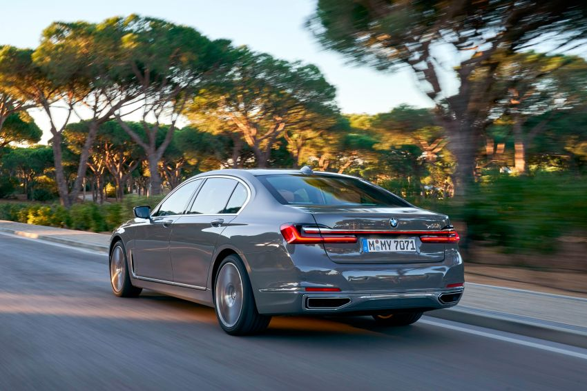 DRIVEN: G12 BMW 7 Series LCI sampled in Portugal – let's talk about that front end and some other things Image #978255