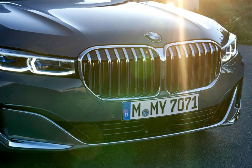 DRIVEN: G12 BMW 7 Series LCI sampled in Portugal – let's talk about that front end and some other things Image #978257