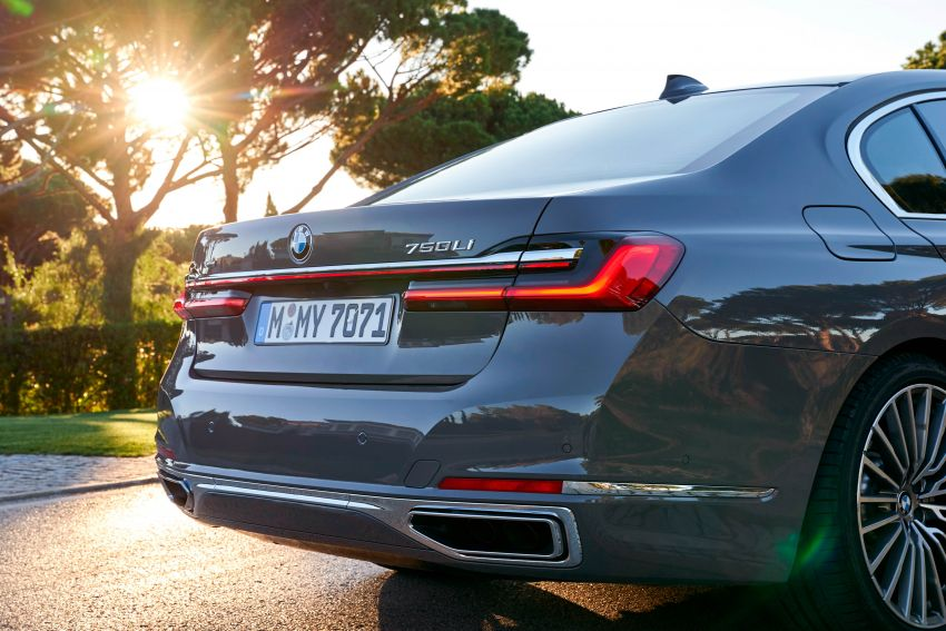 DRIVEN: G12 BMW 7 Series LCI sampled in Portugal – let's talk about that front end and some other things Image #978261
