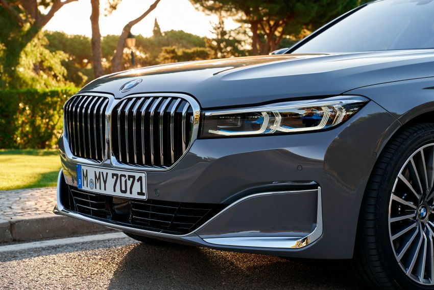 DRIVEN: G12 BMW 7 Series LCI sampled in Portugal – let's talk about that front end and some other things Image #978264