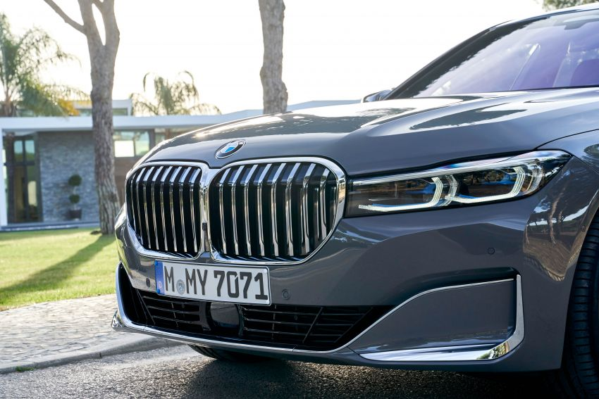 DRIVEN: G12 BMW 7 Series LCI sampled in Portugal – let's talk about that front end and some other things Image #978268
