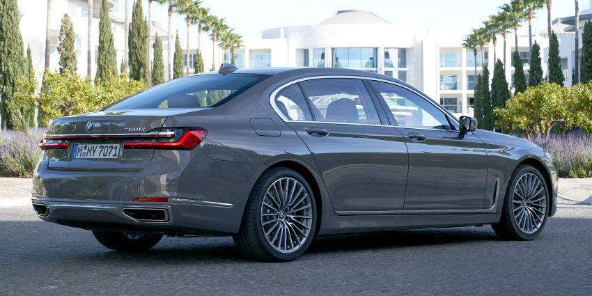 DRIVEN: G12 BMW 7 Series LCI sampled in Portugal – let's talk about that front end and some other things Image #978194