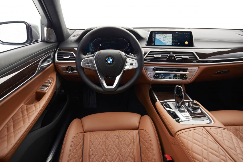 DRIVEN: G12 BMW 7 Series LCI sampled in Portugal – let's talk about that front end and some other things Image #978270