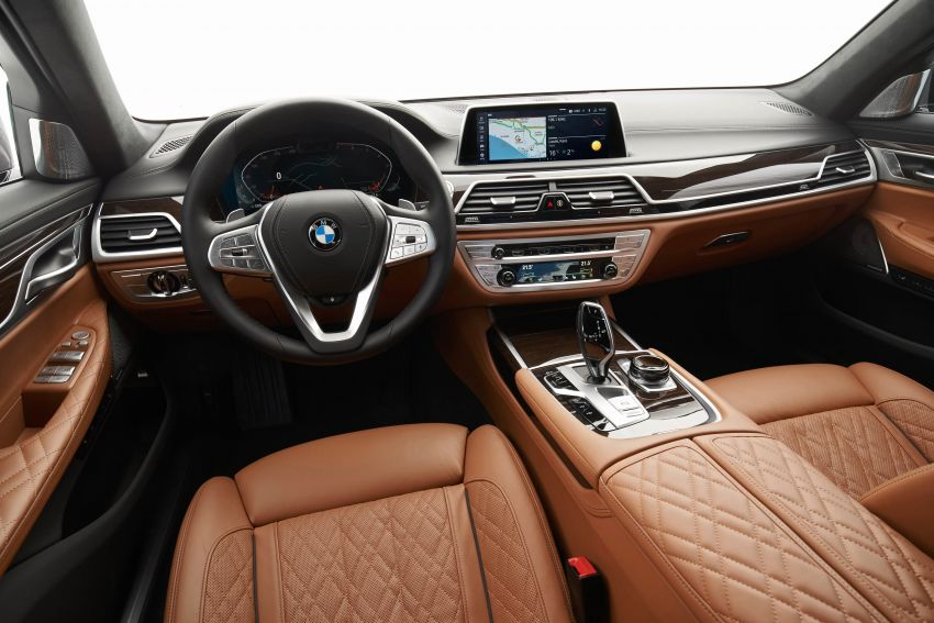 DRIVEN: G12 BMW 7 Series LCI sampled in Portugal – let's talk about that front end and some other things Image #978272