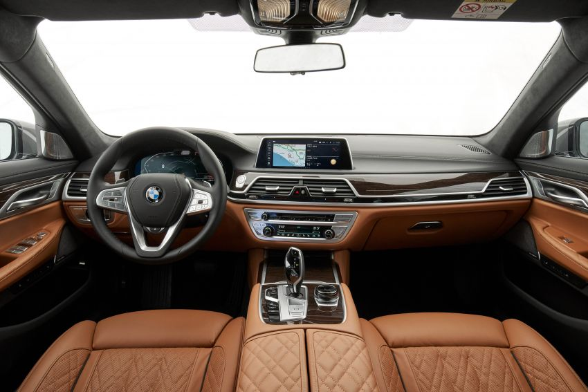DRIVEN: G12 BMW 7 Series LCI sampled in Portugal – let's talk about that front end and some other things Image #978274
