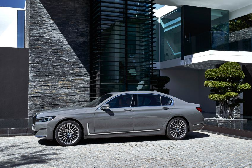 DRIVEN: G12 BMW 7 Series LCI sampled in Portugal – let's talk about that front end and some other things Image #978196