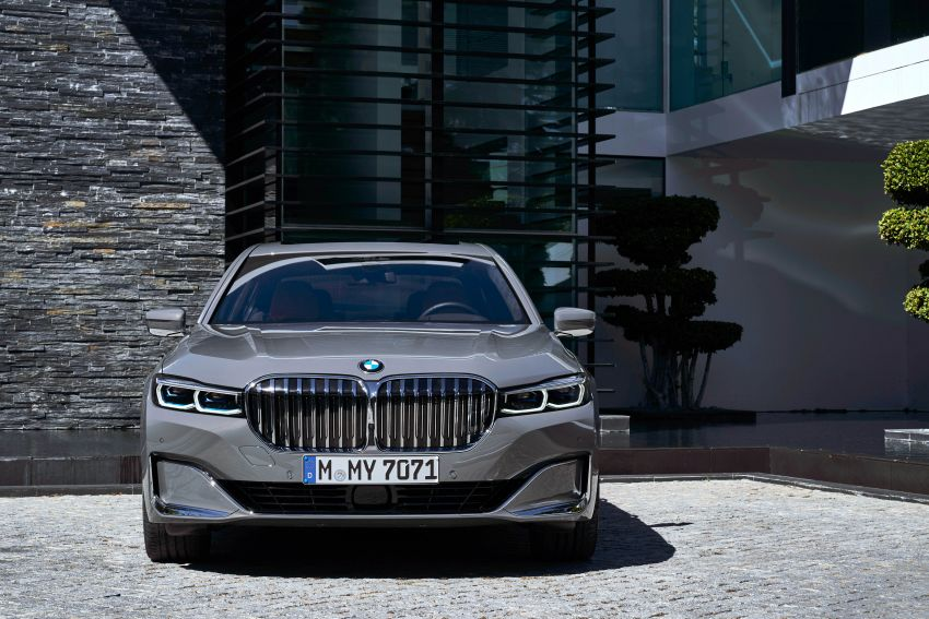 DRIVEN: G12 BMW 7 Series LCI sampled in Portugal – let's talk about that front end and some other things Image #978198