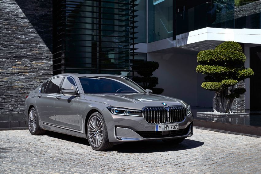 DRIVEN: G12 BMW 7 Series LCI sampled in Portugal – let's talk about that front end and some other things Image #978201