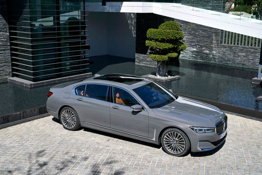 DRIVEN: G12 BMW 7 Series LCI sampled in Portugal – let's talk about that front end and some other things Image #978203