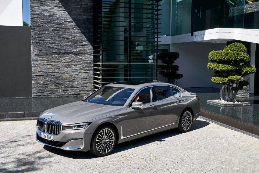 DRIVEN: G12 BMW 7 Series LCI sampled in Portugal – let's talk about that front end and some other things Image #978205