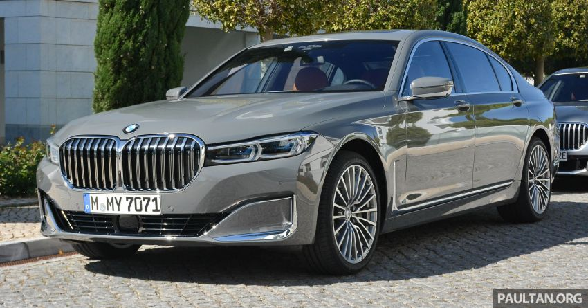 DRIVEN: G12 BMW 7 Series LCI sampled in Portugal – let's talk about that front end and some other things Image #978120
