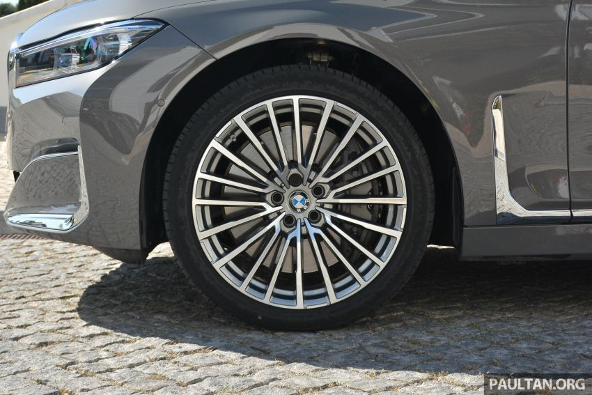 DRIVEN: G12 BMW 7 Series LCI sampled in Portugal – let's talk about that front end and some other things Image #978138