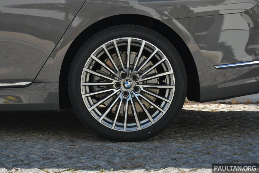 DRIVEN: G12 BMW 7 Series LCI sampled in Portugal – let's talk about that front end and some other things Image #978140
