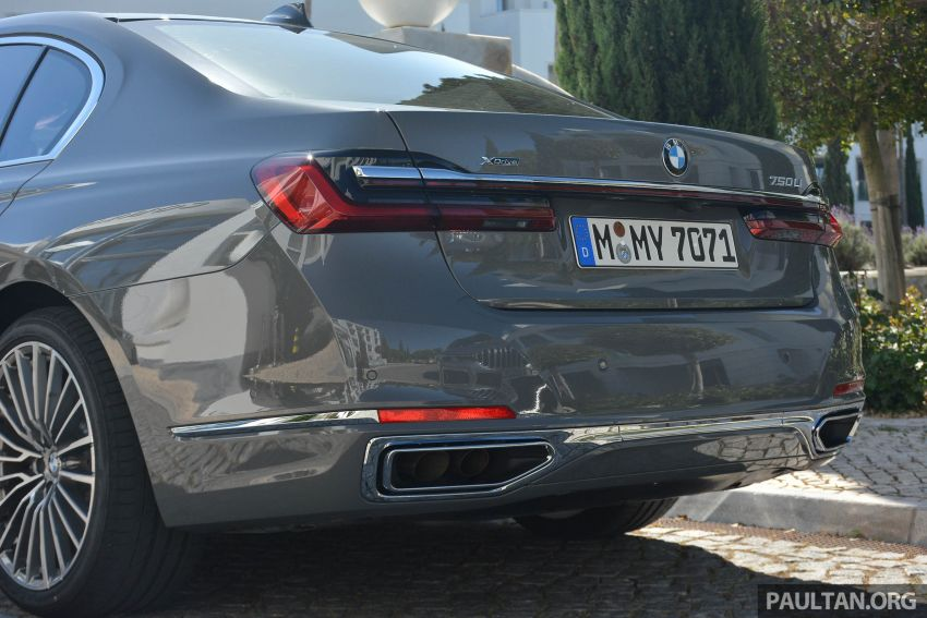DRIVEN: G12 BMW 7 Series LCI sampled in Portugal – let's talk about that front end and some other things Image #978142