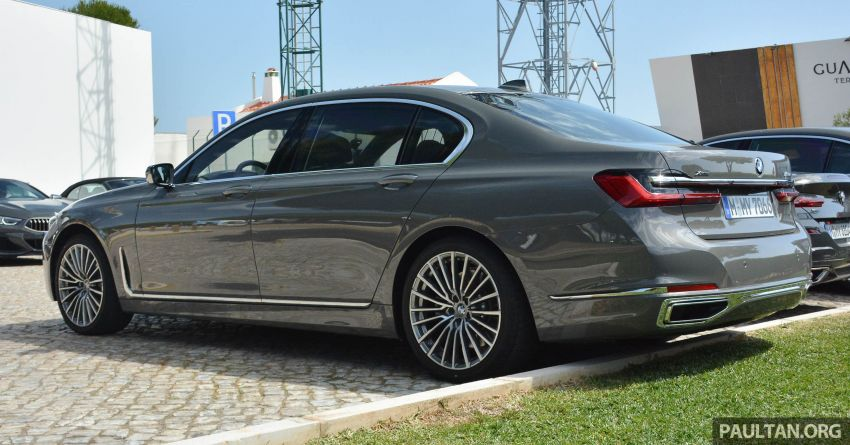 DRIVEN: G12 BMW 7 Series LCI sampled in Portugal – let's talk about that front end and some other things Image #978146