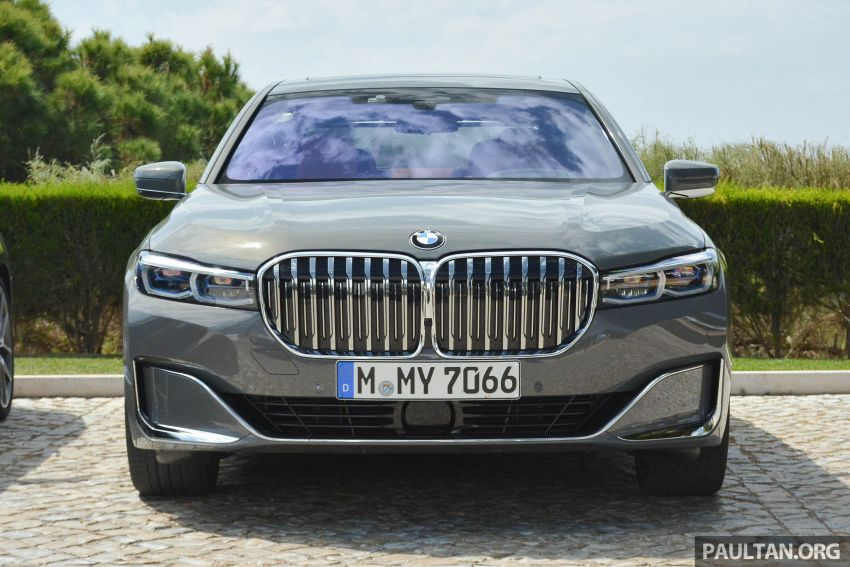 DRIVEN: G12 BMW 7 Series LCI sampled in Portugal – let's talk about that front end and some other things Image #978150