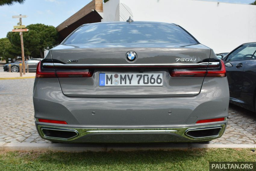 DRIVEN: G12 BMW 7 Series LCI sampled in Portugal – let's talk about that front end and some other things Image #978152
