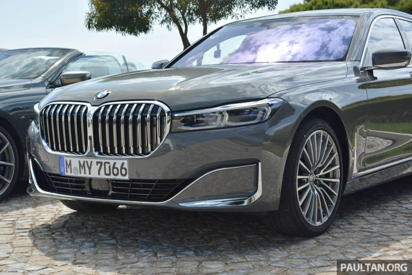 DRIVEN: G12 BMW 7 Series LCI sampled in Portugal – let's talk about that front end and some other things Image #978154