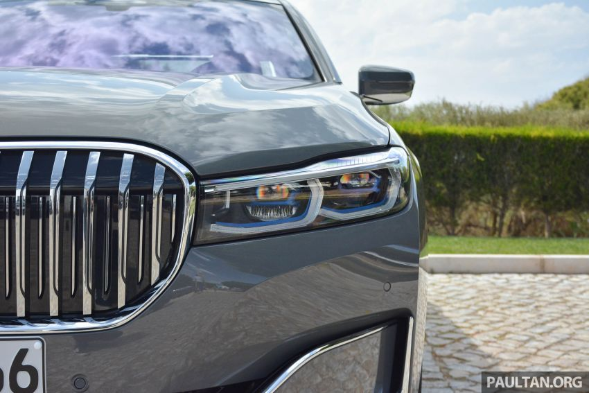 DRIVEN: G12 BMW 7 Series LCI sampled in Portugal – let's talk about that front end and some other things Image #978155