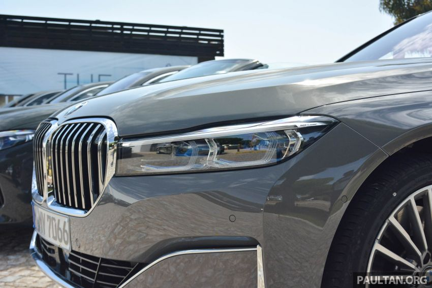 DRIVEN: G12 BMW 7 Series LCI sampled in Portugal – let's talk about that front end and some other things Image #978156