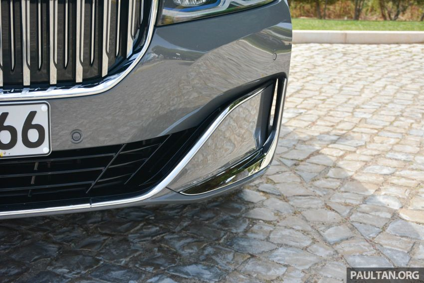 DRIVEN: G12 BMW 7 Series LCI sampled in Portugal – let's talk about that front end and some other things Image #978158