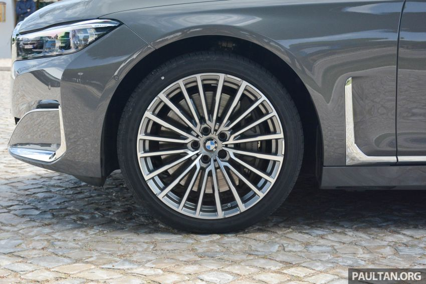 DRIVEN: G12 BMW 7 Series LCI sampled in Portugal – let's talk about that front end and some other things Image #978159