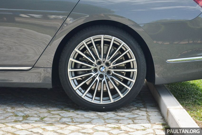 DRIVEN: G12 BMW 7 Series LCI sampled in Portugal – let's talk about that front end and some other things Image #978160