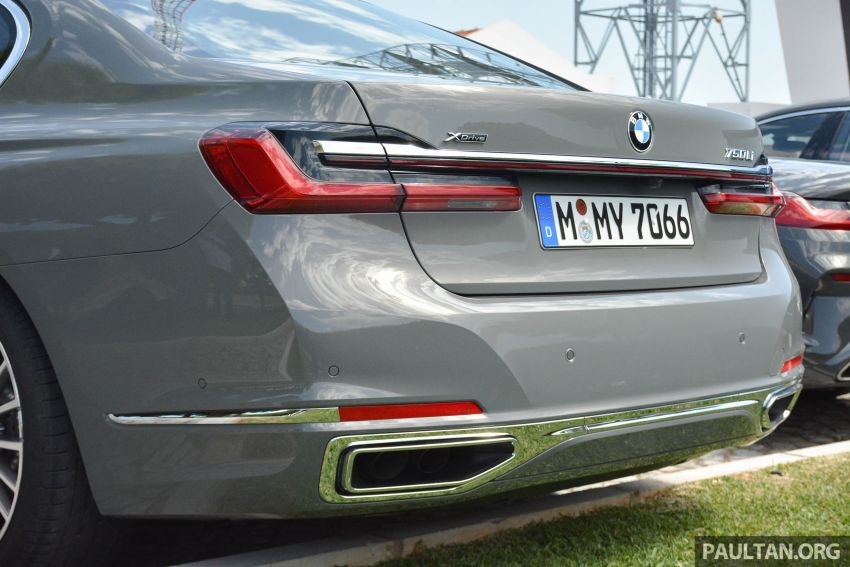 DRIVEN: G12 BMW 7 Series LCI sampled in Portugal – let's talk about that front end and some other things Image #978163