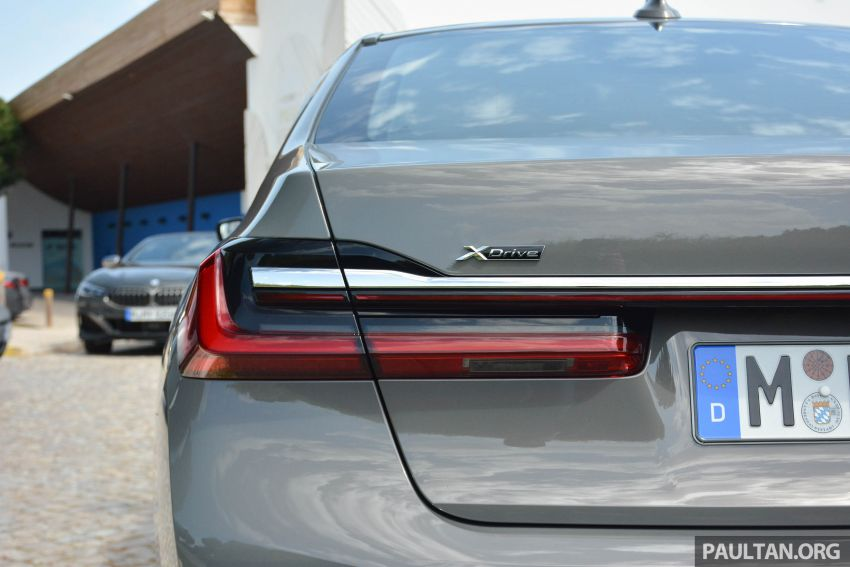DRIVEN: G12 BMW 7 Series LCI sampled in Portugal – let's talk about that front end and some other things Image #978164