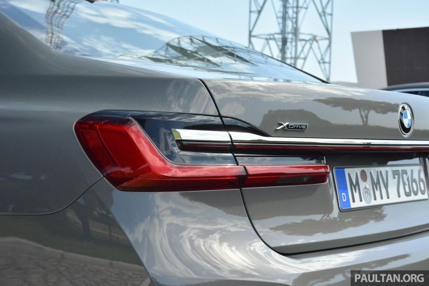 DRIVEN: G12 BMW 7 Series LCI sampled in Portugal – let's talk about that front end and some other things Image #978166