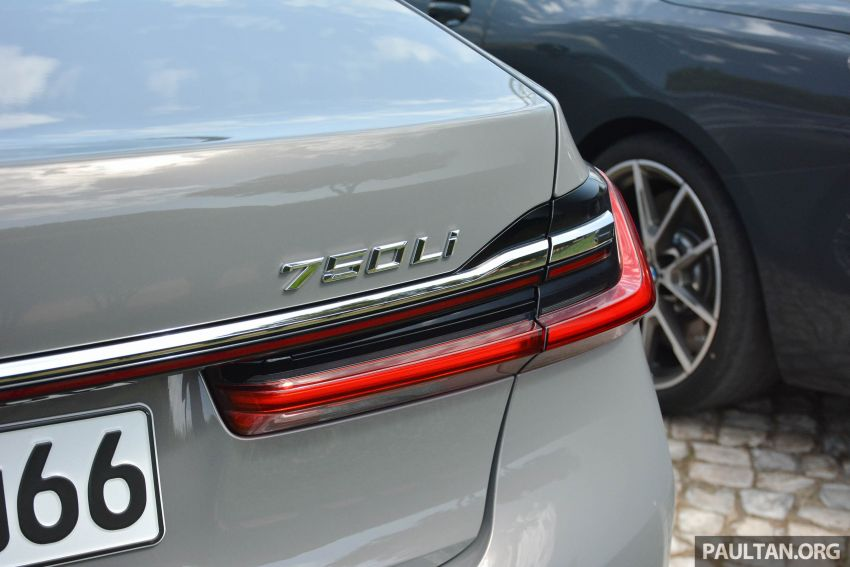 DRIVEN: G12 BMW 7 Series LCI sampled in Portugal – let's talk about that front end and some other things Image #978167