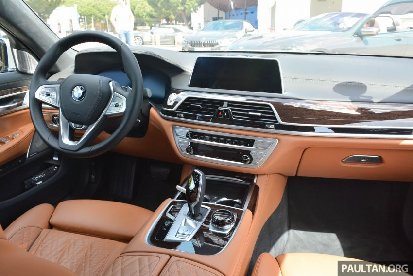 DRIVEN: G12 BMW 7 Series LCI sampled in Portugal – let's talk about that front end and some other things Image #978168