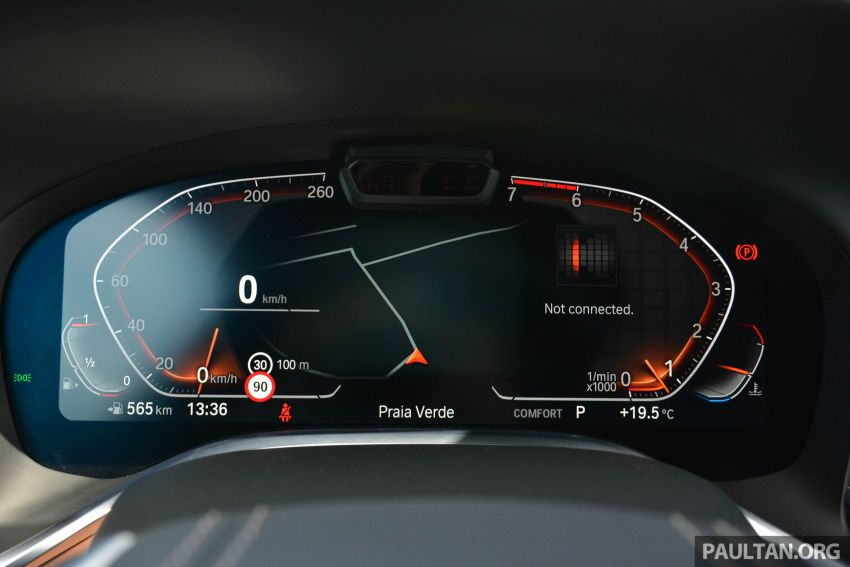 DRIVEN: G12 BMW 7 Series LCI sampled in Portugal – let's talk about that front end and some other things Image #978174