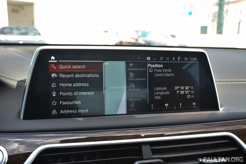 DRIVEN: G12 BMW 7 Series LCI sampled in Portugal – let's talk about that front end and some other things Image #978178