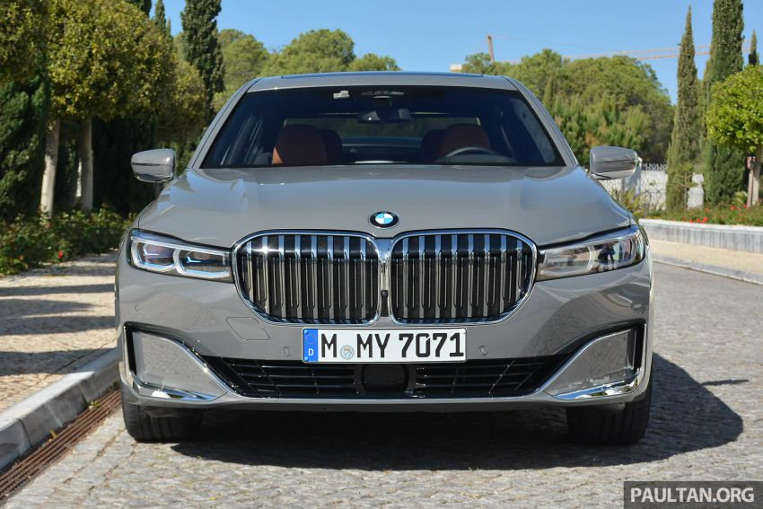 DRIVEN: G12 BMW 7 Series LCI sampled in Portugal – let's talk about that front end and some other things Image #978126