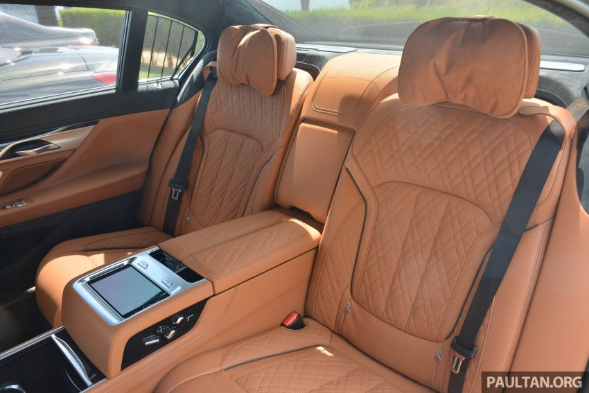 DRIVEN: G12 BMW 7 Series LCI sampled in Portugal – let's talk about that front end and some other things Image #978184