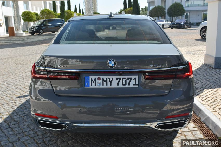DRIVEN: G12 BMW 7 Series LCI sampled in Portugal – let's talk about that front end and some other things Image #978128