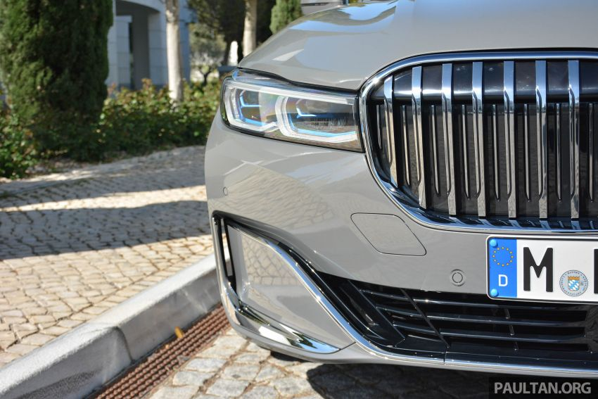DRIVEN: G12 BMW 7 Series LCI sampled in Portugal – let's talk about that front end and some other things Image #978132
