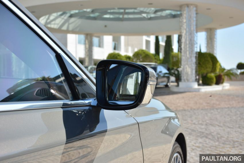 DRIVEN: G12 BMW 7 Series LCI sampled in Portugal – let's talk about that front end and some other things Image #978136