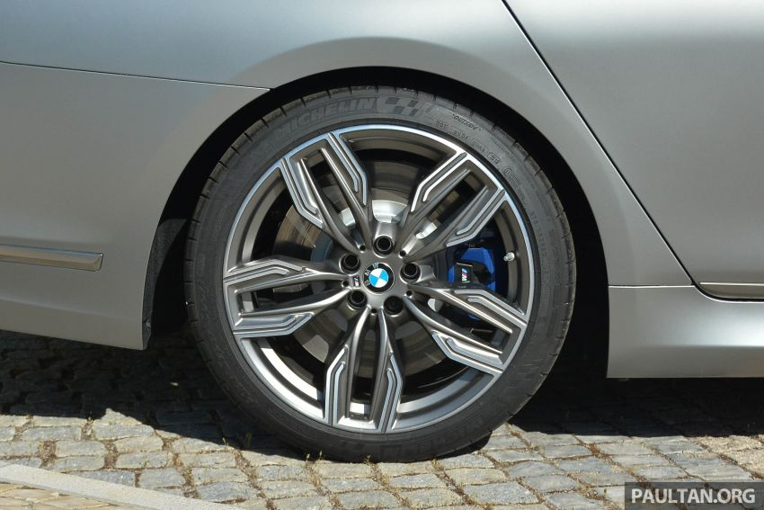 GALLERY: G12 BMW 7 Series LCI – M760Li in Portugal Image #979111