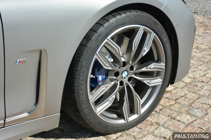 GALLERY: G12 BMW 7 Series LCI – M760Li in Portugal Image #979112