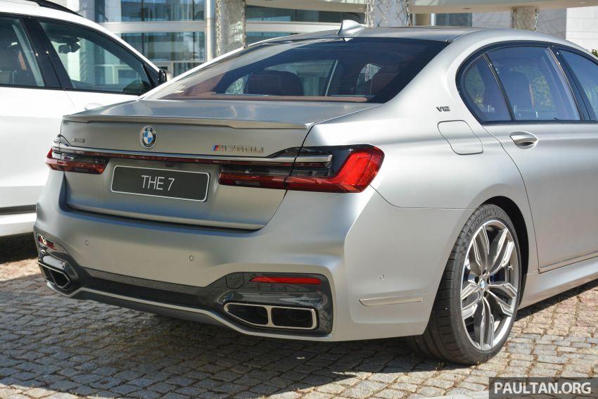 GALLERY: G12 BMW 7 Series LCI – M760Li in Portugal Image #979119